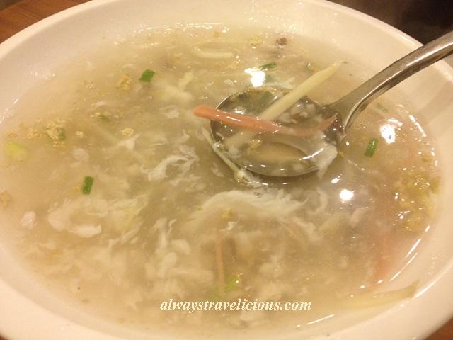 Lu family restaurant Hangzhou 11