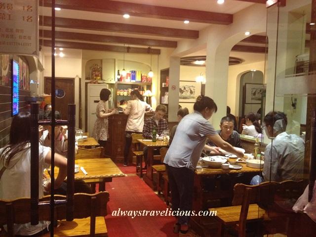 Lu family restaurant Hangzhou 12