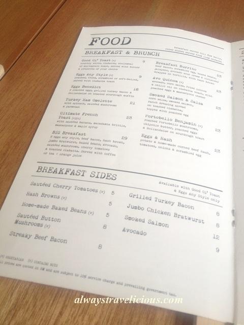 plan b menu 1