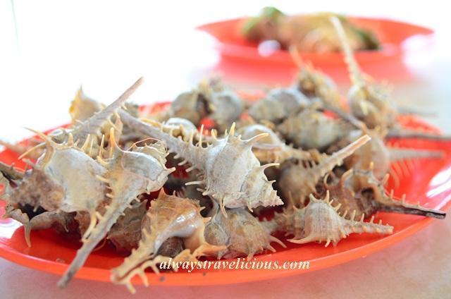 kuala sepetang seafood 6