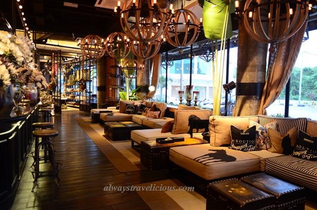 M Boutique Hotel Ipoh 1