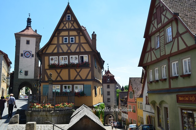 Rothenburg ob der Tauber @ Germany 21
