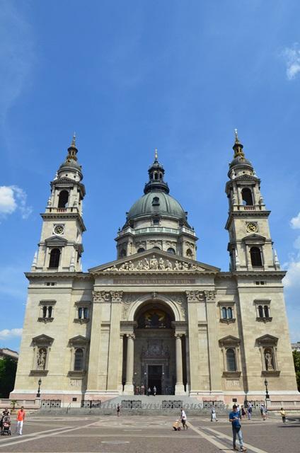 St Stephen's Basilica Budapest 2