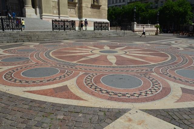 St Stephen's Basilica Budapest 3
