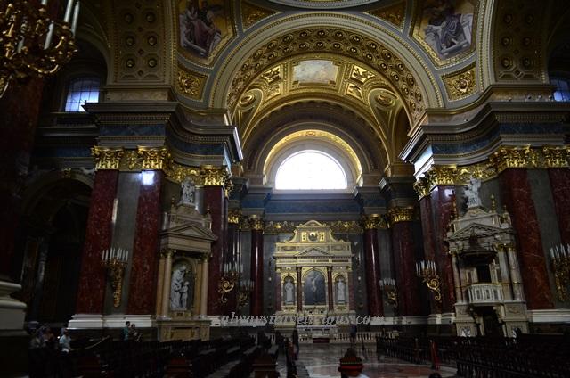 St Stephen's Basilica Budapest 6
