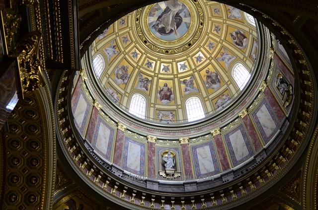 St Stephen's Basilica Budapest 9