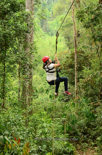 Flying Fox Bukit Tinggi 12