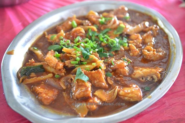 Cha Po Tion Seafood Restaurant @ Sekinchan 7