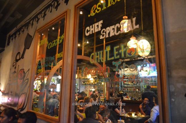 Estilo Spanish Tapas & Charcoal Grill @ Publika 7