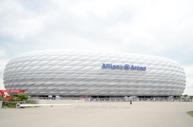 Allianz Arena Tour @ Munich, Germany 26