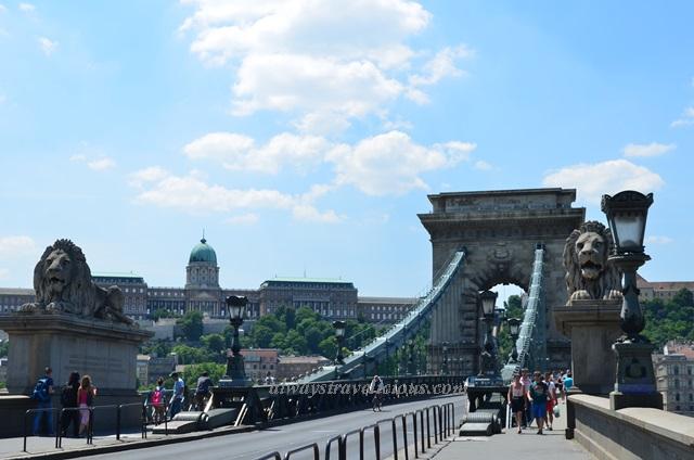 Chain Bridge @ Budapest 1