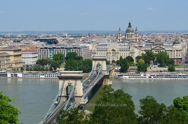 Chain Bridge @ Budapest 3