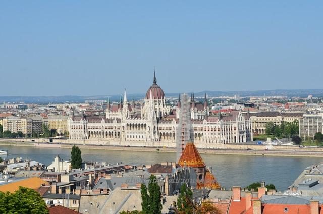 Fishermen's Bastion @ Hungary Budapest 5